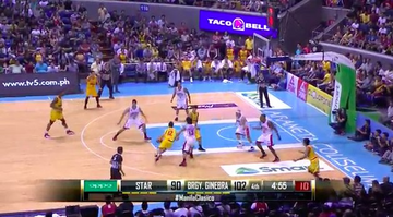 PBA on TV5 scorebug 2016GovsCup