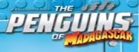 Penguins of Madagascar early logo