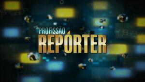 Profissão reporter 2012