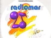 Radiomar Plus - 25 años (Logo)