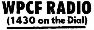 WPCF - 1973 -January 20, 1973-