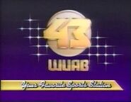 WUAB - YOUR FAVORITE SPORTS STATION 1986-1988