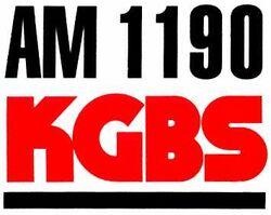 AM 1190 KGBS