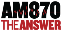 Am 870 the answer logo 0 1347379600
