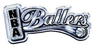 Ballers logo on white
