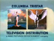 Columbia TriStar Television Distribution Logo 1996