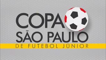 Resultado de imagem para FUTEBOL JUNIOR - COPA SÃO PAULO - LOGOS