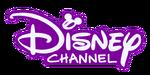 Disney Channel Purple Logo