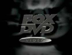 Fox DVD Video Logo