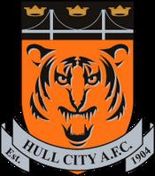 Hull City AFC logo (1998-2001)
