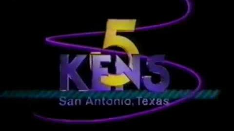 KENS station ID, 1987