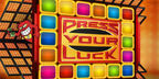 Press your luck Bog Board w/ Whammy Behind It