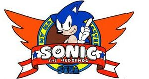 Sonic 1990 logo