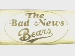 The Bad News Bears TV
