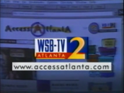 WSB-TV 1997 Website Promo