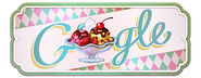 119th Anniversary of First Documented Ice Cream Sundae