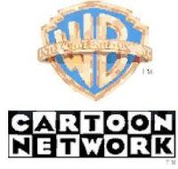 2000-2001 CN Interactive logo with Warner Bros. Interactive Entertainment logo