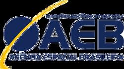 Agência Espacial Brasileira (logo)