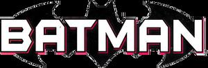 Batman 1996 title logo