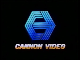 Cannon Video (1980's-1990's)
