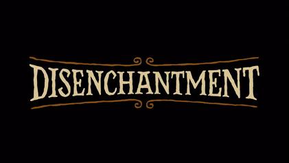 Disenchantment title card
