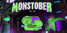 Disney Channel Monstober 2011