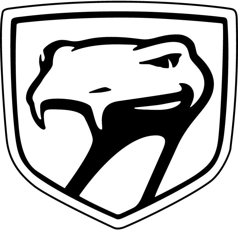 dodge viper logopedia fandom powered by wikia rh logos wikia com viper logos clipart viper logo light