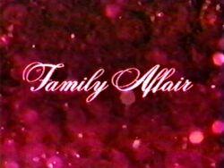 Family Affair 1