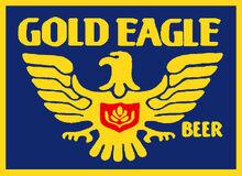 Gold Eagle Beer