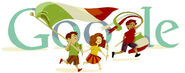 Google Italian Republic Day