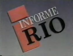 Informe Rio (1993)