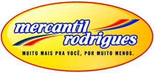Mercantil Rodrigues old logo