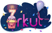 Orkut's 7th Birthday
