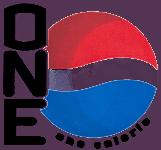 Pepsi One 1998 2003 Logo