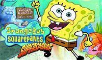 Spongabob squarepants supersponge
