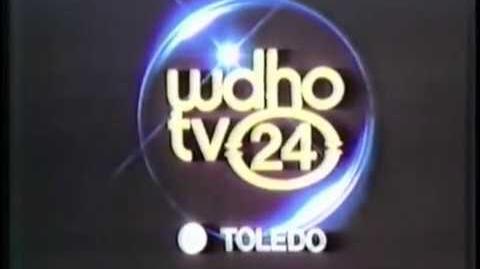 WDHO station ID, 1978
