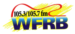 WFRB 105.3-105.7 FM