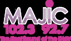 WMMJ-WDCJ Majic 102.3 92.7