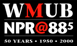 WMUB Oxford 2000