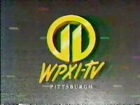 WPXI-TV 11 1987
