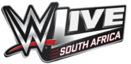 WWE Live South Africa - 2018 Tour Logo