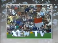 XEW-TV 2 (1986) FIFA WC