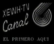 XEWH TV6 1960-2