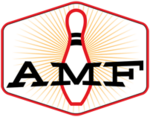 Amf logo white
