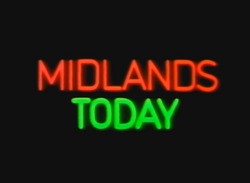 BBC Midlands Today 1970s