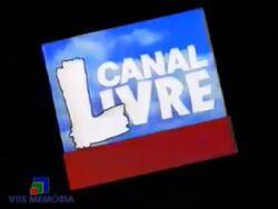 Canal Livre 1990
