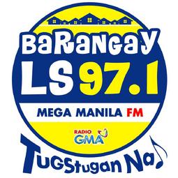 GMA DWLS 97.1 Barangay 2015