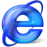 IE7 Beta 1 icon