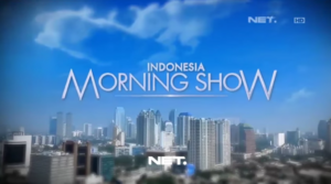 Indonesia Morning show 2013-17