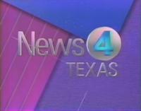 KDFW News 4 Texas open - 1990
